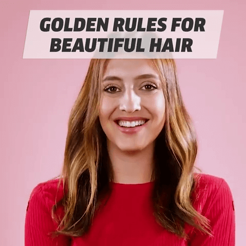8 Golden Rules For Beautiful Hair