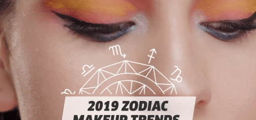 2019 Zodiac Makeup Trends