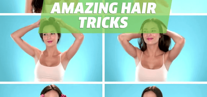 Amazing Hair Tricks