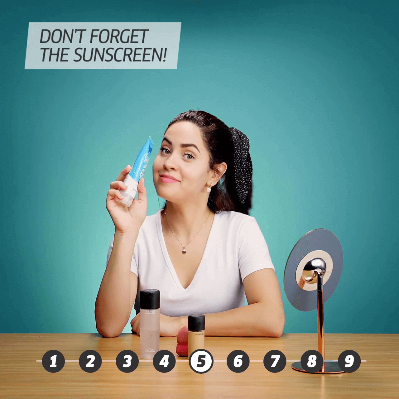 Makeup Tips For Hot Summer Days