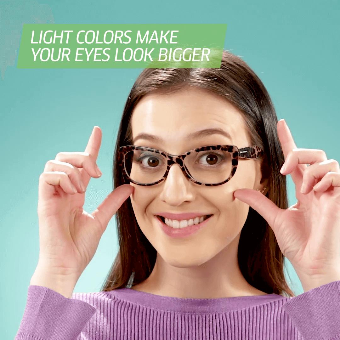 Makeup Tricks For Girls Who Wear Glasses