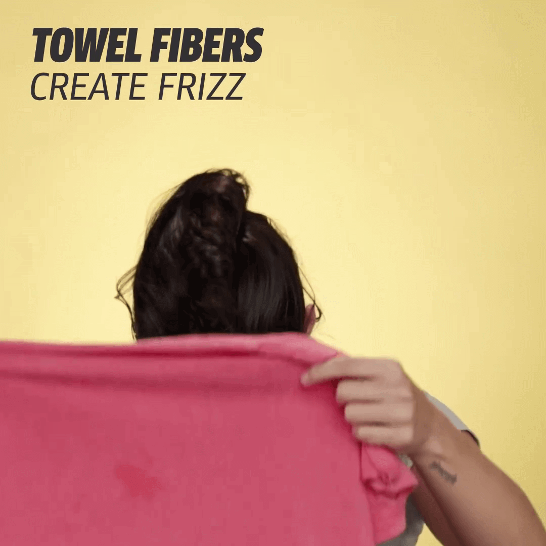 Tricks To Tame Frizzy Hair!