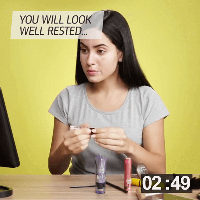 Emergency Makeup In Less Than 3 Minutes!