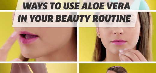 Ways To Use Aloe Vera In Your Beauty Routine