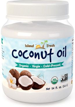 What benefits does coconut oil have for beauty?