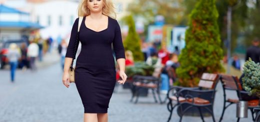 4 clothes for plus size women that will help you look slimmer